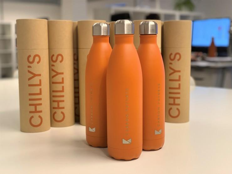 Branded Reusable Water Bottles