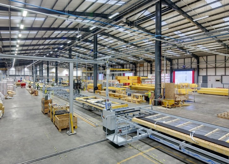 CCG OSM Manufacturing Facility
