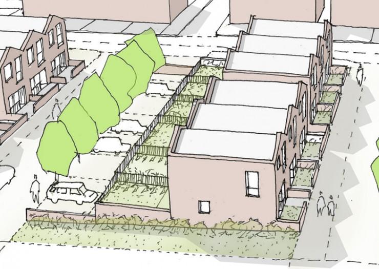 Fraser Avenue Regeneration